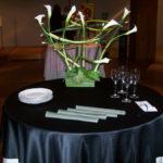 Mesa buffet . Primer premio de Carmen Perez